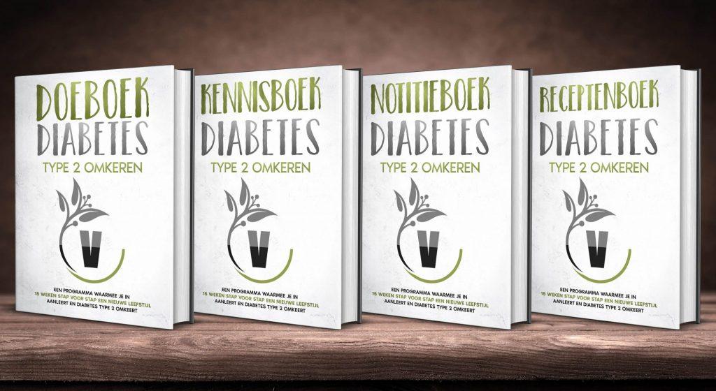 Cursus boeken diabetes type 2 omkeren