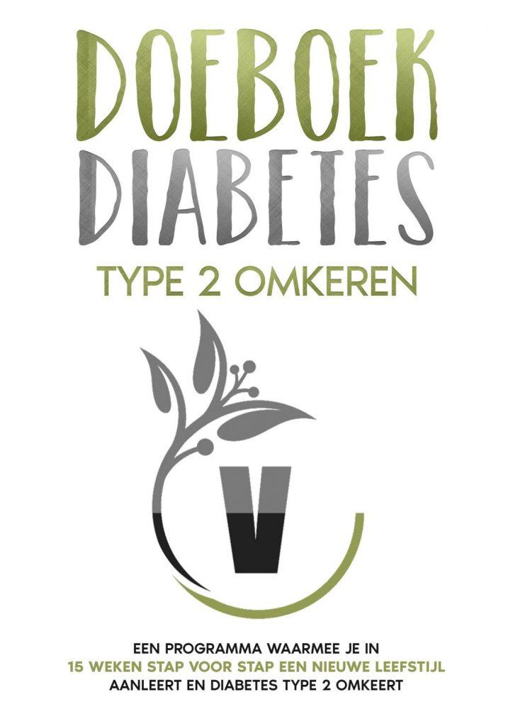 Doeboek diabetes type 2 omkeren
