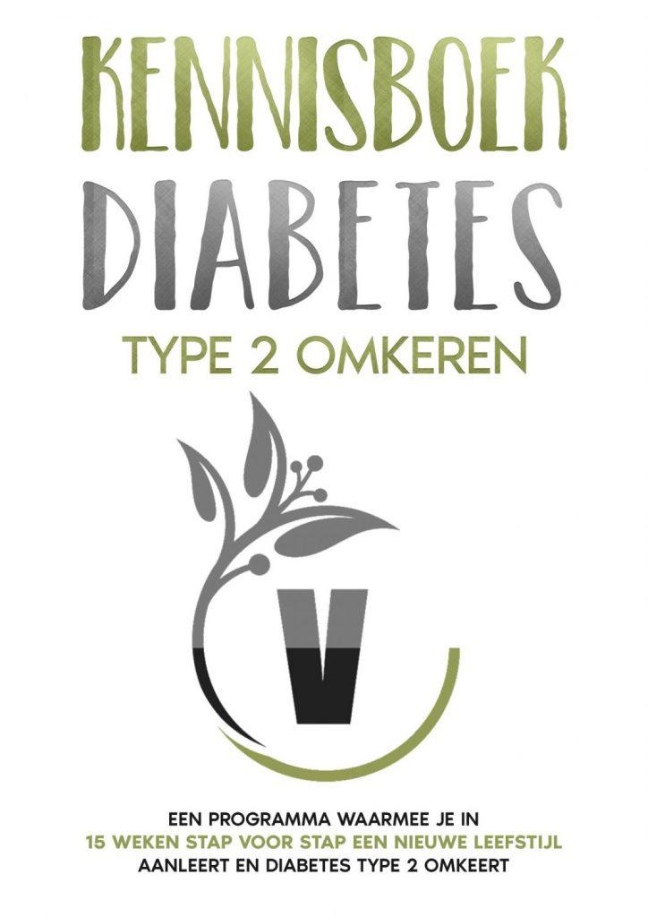 Kennisboek diabetes type 2 omkeren
