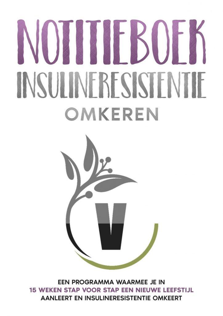 Notitieboek insulineresistentie omkeren