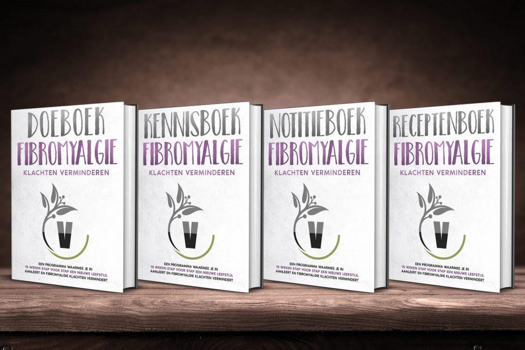 Cursusboeken fibromyalgie klachten verminderen